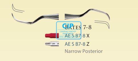 AMERICAN EAGLE LITE SCALER 7/8 RESIN NR.AESB7/8
