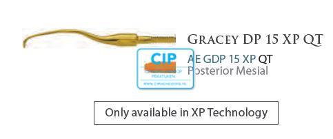 AMERICAN EAGLE GRACEY CURETTE DEEP POCKET QUICK TIP XP NR.15 NR.AEGDP15XPQT