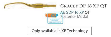 AMERICAN EAGLE GRACEY CURETTE DEEP POCKET QUICK TIP XP NR.16 NR.AEGDP16XPQT
