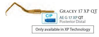 AMERICAN EAGLE GRACEY CURETTE QUICK TIP XP NR.17 NR.AEG17XPQT