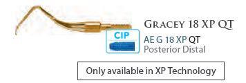 AMERICAN EAGLE GRACEY CURETTE QUICK TIP XP NR.18 NR.AEG18XPQT