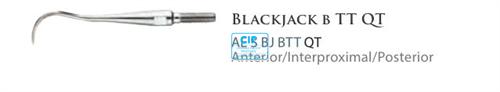 AMERICAN EAGLE QUICK TIP SCALER BLACKJACK B ANTERIOR/INTERPROXIMAL/POSTERIOR NR.AESBJBTTQT