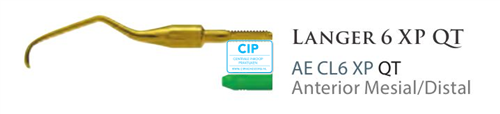 AMERICAN EAGLE LANGER CURETTE 6 QUICK TIP XP NR.AECL6XPQT