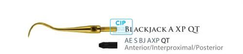 AMERICAN EAGLE QUICK TIP SCALER BLACKJACK B ANTERIOR/INTERPROXIMAL/POSTERIOR NR.AESBJBXP