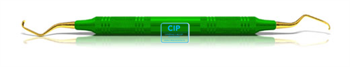 AMERICAN EAGLE GRACEY CURETTE XP 7/8 GROENE HANDLE NR.G7/8XPX