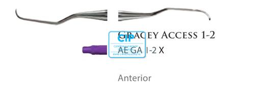 AMERICAN EAGLE GRACEY CURETTE X 1/2 ACCESS NR.GA1/2X