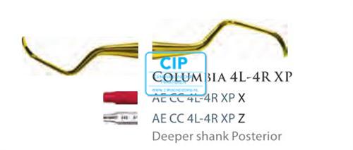 AMERICAN EAGLE COLUMBIA CURETTE XP 4L -4R NR.AECC4L-4RXPX