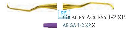 AMERICAN EAGLE GRACEY CURETTE ACCESS XP 1/2  PAARSE HANDLE NR.AEGA1/2XPX
