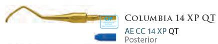 AMERICAN EAGLE COLUMBIA CURETTE QUICK TIP XP14 NR.AECC14XPQT