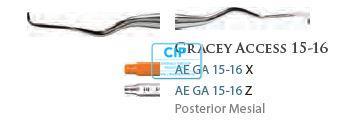 AMERICAN EAGLE GRACEY CURETTE 15/16 ACCESS NR.GA15/16X