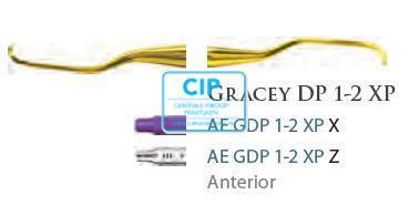 AMERICAN EAGLE GRACEY CURETTE +3 ACCESS 00-0 PAARS NR.AEGA00-0X