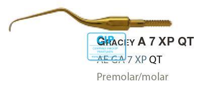 AMERICAN EAGLE GRACEY CURETTE ACCESS QUICK TIP XP NR.7 NR.AEGA7XPQT
