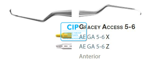 AMERICAN EAGLE GRACEY CURETTE ACCESS NR.GA5/6X