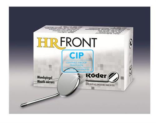 ROEDER MONDSPIEGELS HR FRONT SIMPLE STEM MAAT 3/20mm (12st)
