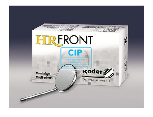 ROEDER MONDSPIEGELS HR FRONT SIMPLE STEM MAAT 4/22mm (12st)