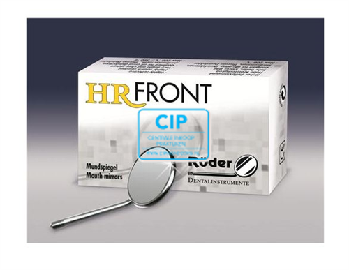 ROEDER MONDSPIEGELS HR FRONT SIMPLE STEM MAAT 5/24mm (12st)