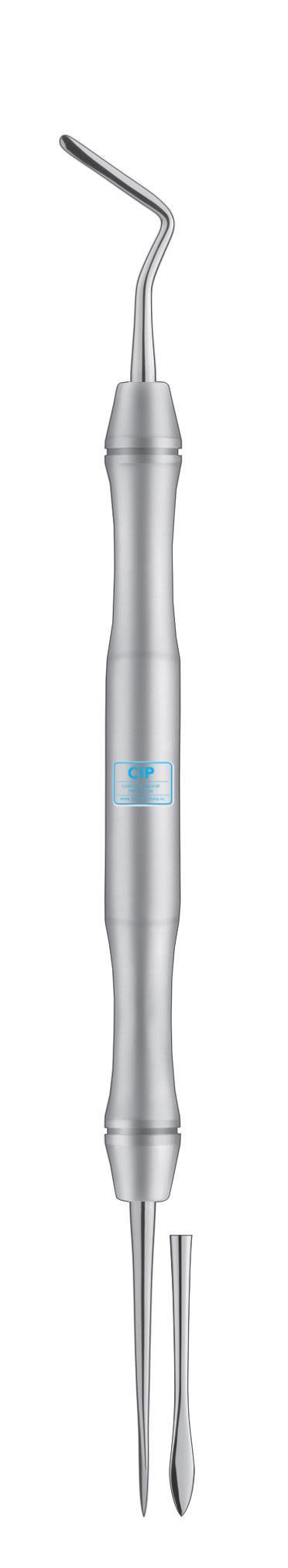 CARL MARTIN PERIOTOM ANTERIOR 1,4-2,0mm LIQUID STEEL NR.LS1806PT2