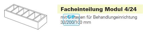 BAISCH LADENINSERT 0861-400-440