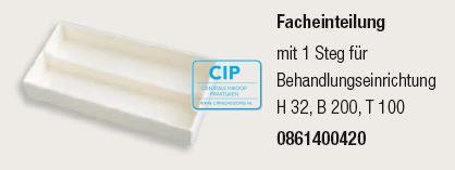 BAISCH LADENINSERT 0861400420