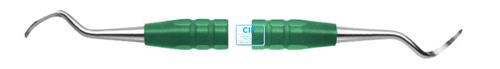 STOMA MCCALL SCALER MC11A-12A CROSS GRIP GROENE HANDLE NR.2871.00