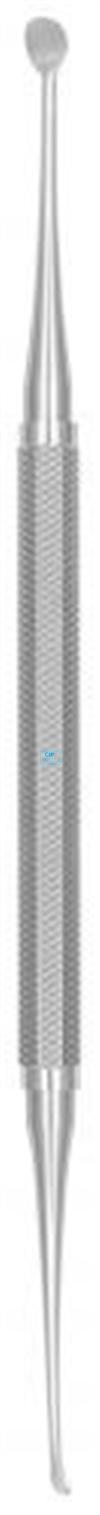 HU-FRIEDY MOLT CHIRURGISCHE CURETTE NR.CM2/4