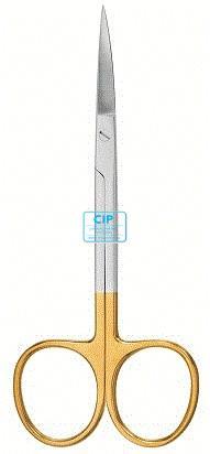 CARL MARTIN TANDVLEESSCHAAR GEBOGEN CARBIDE NR.802WC (12cm)
