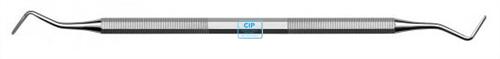 DEPPELER SPOON CHISEL NM3 1,6mm STEEL HANDLE