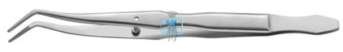 CARL MARTIN PINCET MERIAM GEBOGEN GERIBBELD LIQUID STEEL NR.LS771C/2