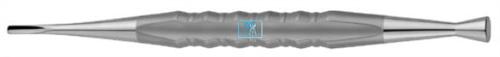 CARL MARTIN LUXATOR FUSION EX ARROW 2,5mm LIQUID STEEL GEBOGEN LS592A/2.5