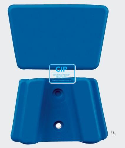 AESCULAP ERGOPLANT ORALE SILICONE WIGGEN LARGE DX-115 (2st)