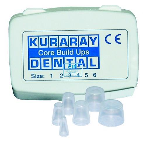 KURARAY CLEARFIL CORE FORMS INTRO KIT (10st)