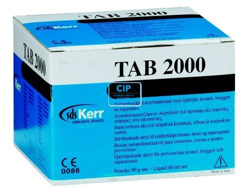 KERRHAWE TAB 2000 (COMPLEET)