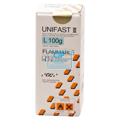 GC UNIFAST III LIQUID (104ml)