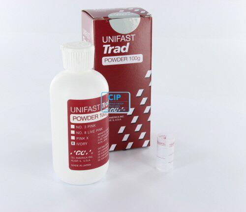 GC UNIFAST-TRAD POEDER IVORY (100gr)