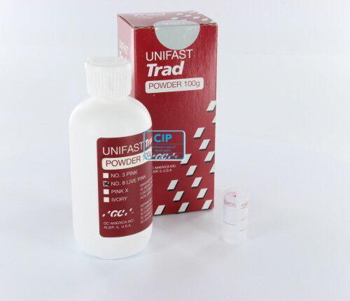 GC UNIFAST-TRAD POEDER LIVE PINK (100gr)