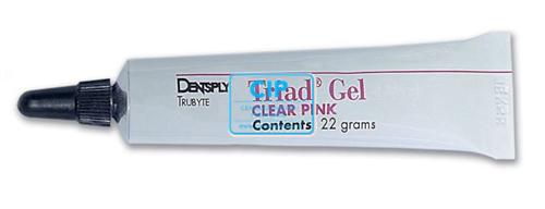 DENTSPLY TRIAD GEL LC CLEAR PINK (4x22gr)