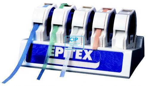 GC EPITEX AFWERKSTRIP REFILL EXTRA-FIJN ROOD (10mtr)