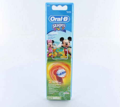 ORAL-B OPZETBORSTELS FOR KIDS MICKEY EB10K (2st)