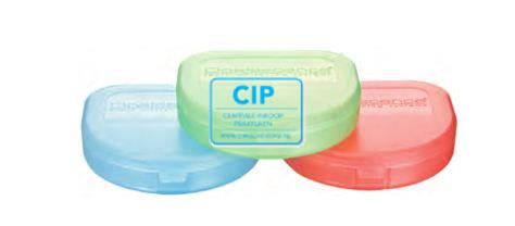 ULTRADENT OPALESCENCE POCKET TRAY CASES ASSORTIMENT (6xblauw/7xgroen/7xrood)