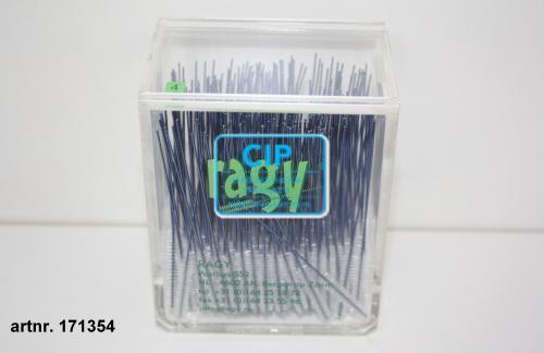 RAGY INTERDENTAALBORSTELS SMALL 4mm BLAUW (250st)