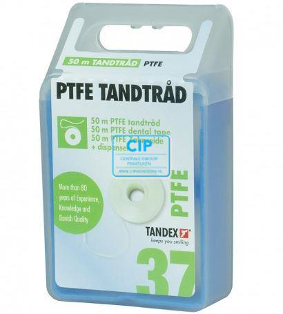 TANDEX PTFE DENTAL FLOSS DISPENSERBOX (50mtr)