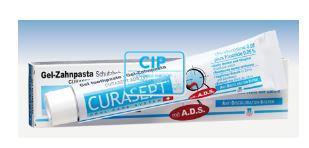 CURASEPT TANDPASTA GEL 0.12% 75ml