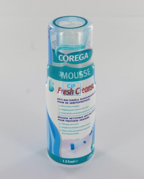 GSK COREGA FRESH CLEANSE ANTI-BACTERIE MOUSSE (125ml)