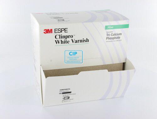3M ESPE CLINPRO WHITE VARNISH SINGLE DOSE NR.12249 (50x0,5gr)
