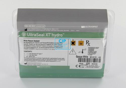 ULTRADENT ULTRASEAL SEALANT XT HYDRO REFILL WHITE OPAQUE NR.UP-3534 (4x1,2ml)
