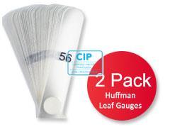 HUFFMAN LEAF GAUGE 2 PACK