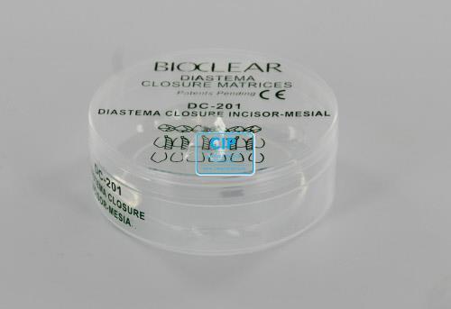 BIOCLEAR MATRIX DIASTEMA CLOSURE INCISOR MESIAL (50st)