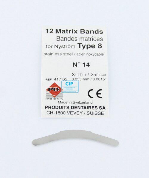 PD MATRIXBAND TYPE 8 NR.14 EXTRA DUN (0,035mm)