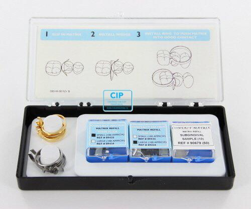 DANVILLE CONTACT MATRIX SYSTEEM CLINICAL-KIT