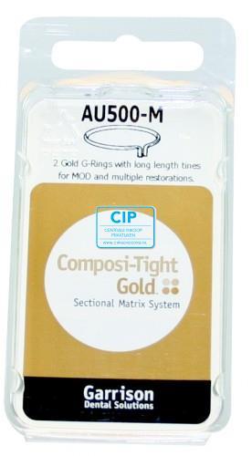GARRISON COMPOSI-TIGHT ORIGINAL MATRIXRINGEN G-RING LONG G-200 (3st)